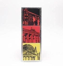 ART-DOMINO® by SABINE WELZ MAGNETSET - BERLIN - 3 - 10