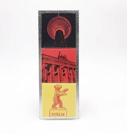 ART-DOMINO® by SABINE WELZ MAGNETSET - BERLIN - 3 - 05