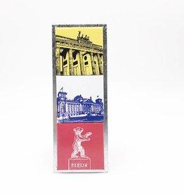 ART-DOMINO® by SABINE WELZ MAGNETSET - BERLIN - 3 - 01