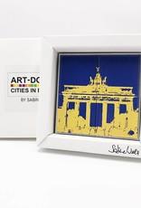ART-DOMINO® by SABINE WELZ Berlin - Brandenburger Tor 8