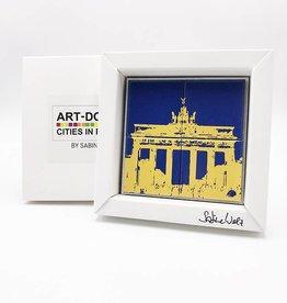 ART-DOMINO® by SABINE WELZ MAGNETBILD - BERLIN - 29