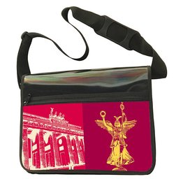 ART-DOMINO® by SABINE WELZ CITY-BAG - BERLIN - 473