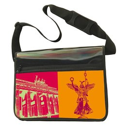 ART-DOMINO® by SABINE WELZ CITY-BAG - BERLIN - 474