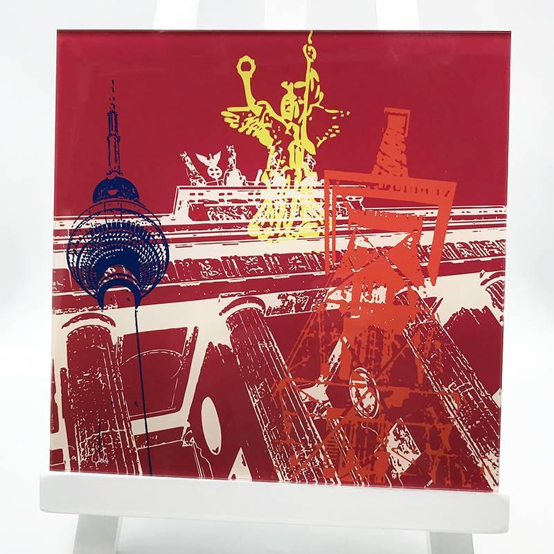 ART-DOMINO® by SABINE WELZ Berlin - Kollage - 01