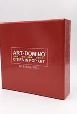 ART-DOMINO® by SABINE WELZ Berliner Bär aus Porzellan