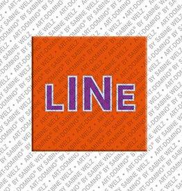 ART-DOMINO® by SABINE WELZ Magnet LINE