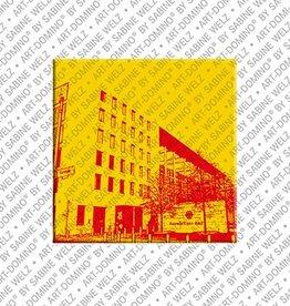 ART-DOMINO® by SABINE WELZ Magnet - Berlin - 94