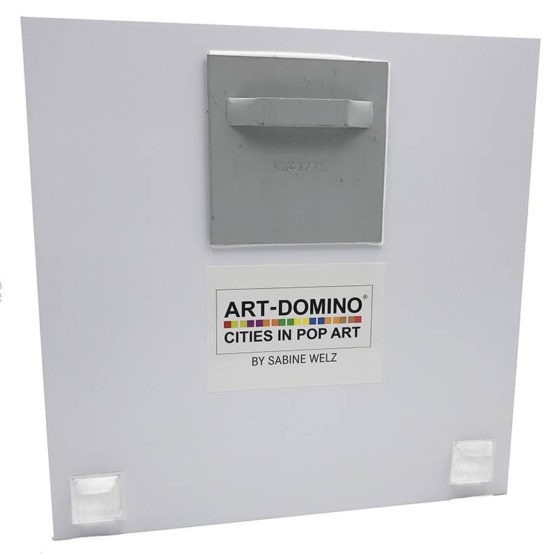 ART-DOMINO® BY SABINE WELZ Nizza - Kollage - 01