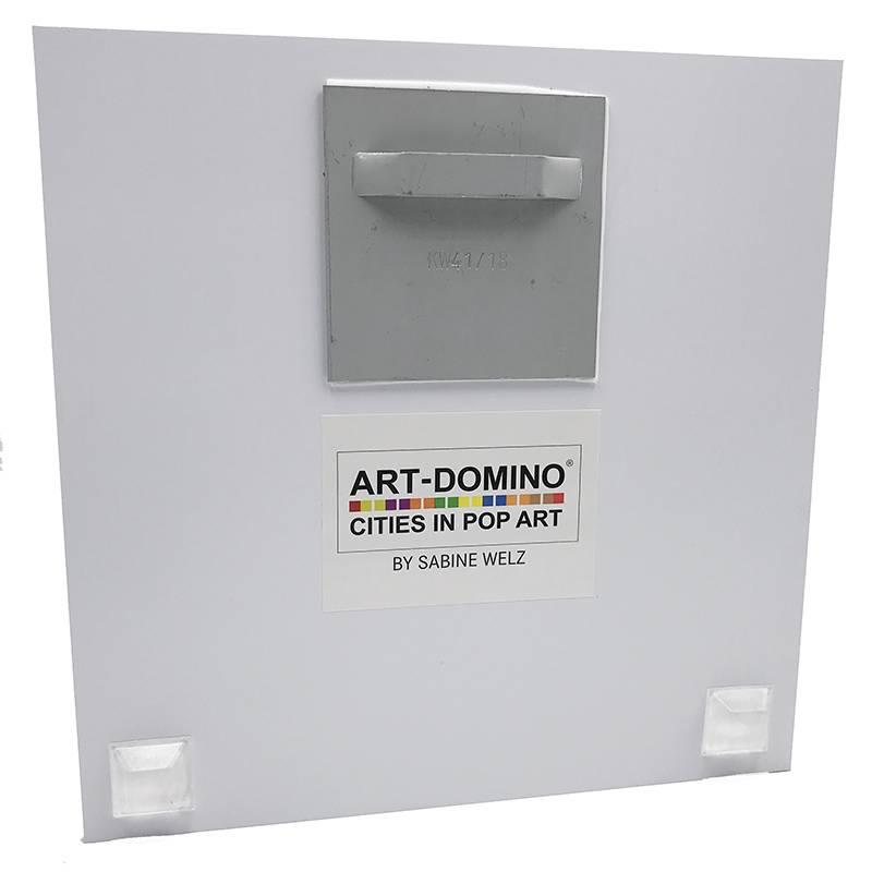 ART-DOMINO® BY SABINE WELZ Berlin - Collage - 01