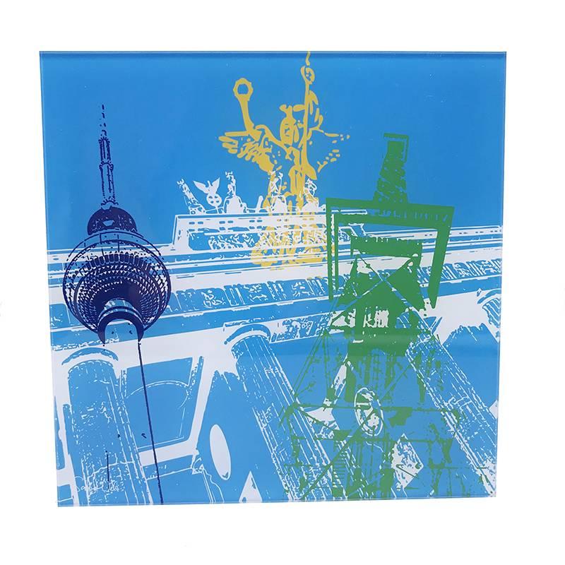 ART-DOMINO® BY SABINE WELZ Berlin - Kollage - 04