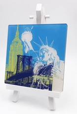 ART-DOMINO® by SABINE WELZ New York - Collage - 01 - Small
