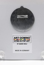 ART-DOMINO® by SABINE WELZ Monaco - Kollage - 02 - Klein
