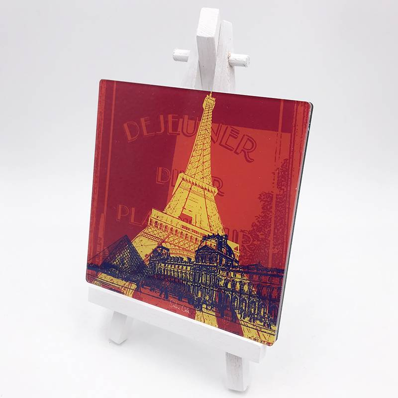 ART-DOMINO® by SABINE WELZ Paris - Kollage - 02 - Klein