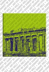 ART-DOMINO® BY SABINE WELZ Athènes - Acropole
