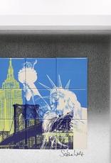 ART-DOMINO® BY SABINE WELZ New York - Collage - 1