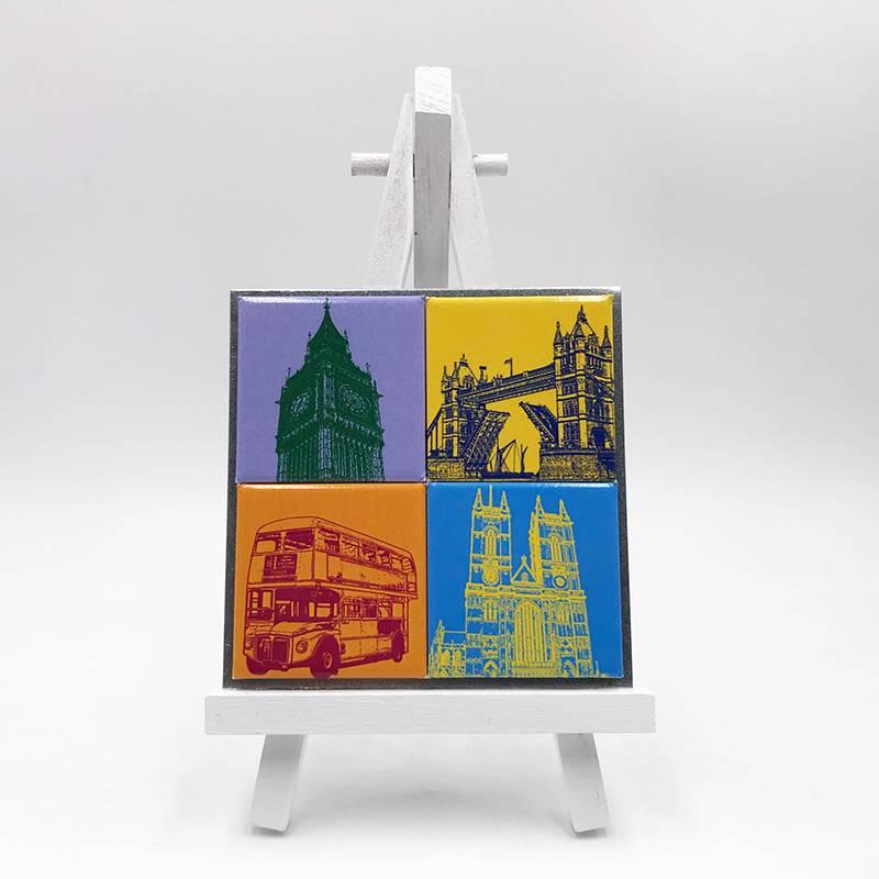 ART-DOMINO® by SABINE WELZ London - Different motives - 4 - 02