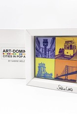 ART-DOMINO® by SABINE WELZ Lisbon - Different motives - 4 - 01