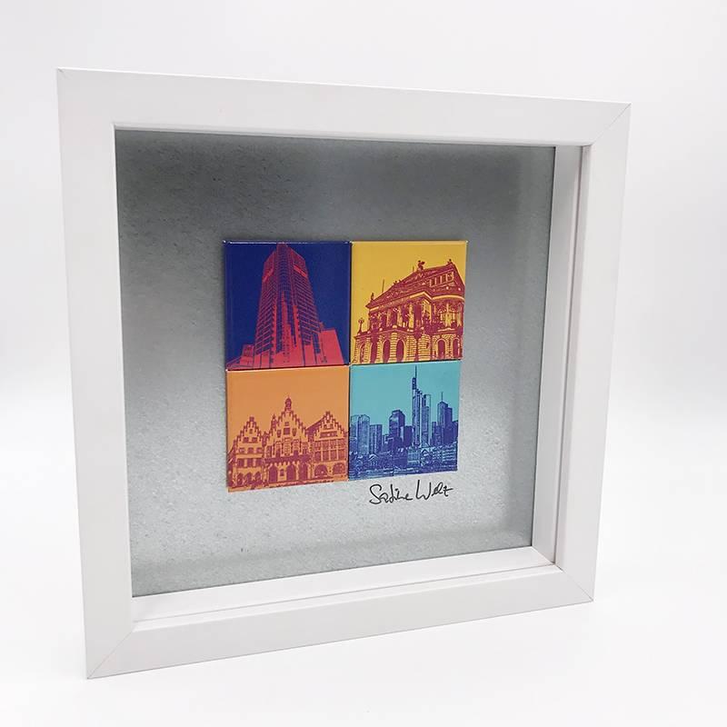 ART-DOMINO® by SABINE WELZ Frankfurt - Motif Mix 4-01