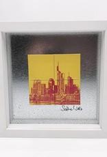 ART-DOMINO® by SABINE WELZ Frankfurt – Skyline - 2