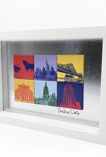ART-DOMINO® by SABINE WELZ Frankfurt - Motif Mix 6-04