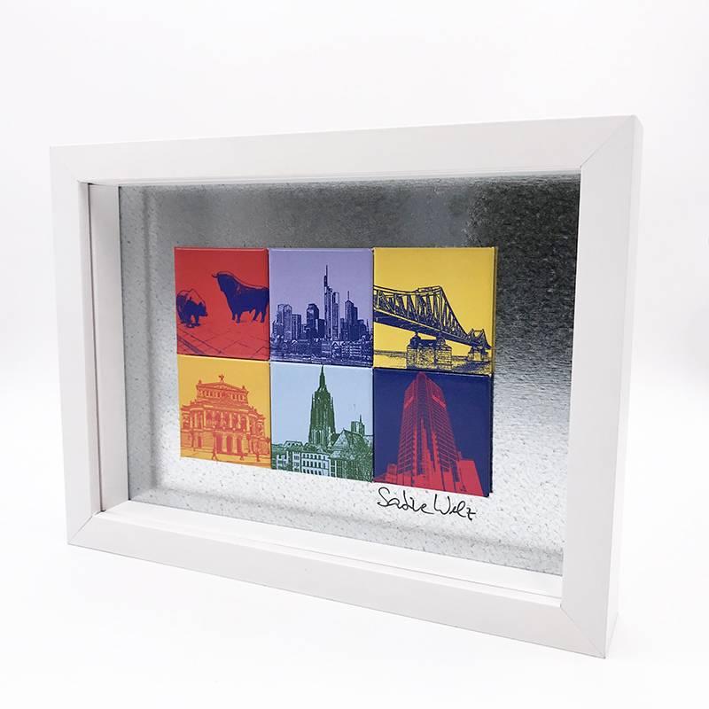 ART-DOMINO® by SABINE WELZ Frankfurt - Motiv-Mix 6-04