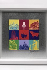 ART-DOMINO® by SABINE WELZ Frankfurt - Motiv-Mix 9-01