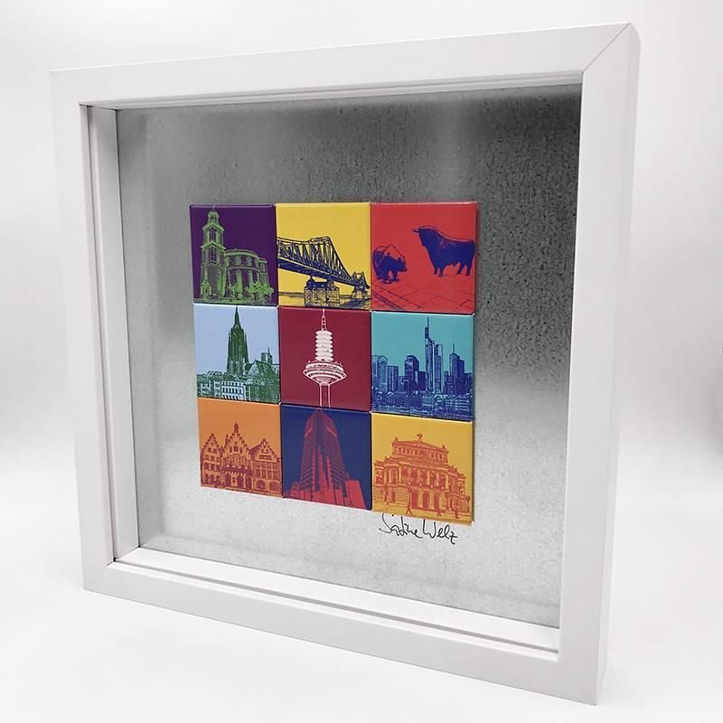 ART-DOMINO® by SABINE WELZ Frankfurt - Motiv-Mix 9-02