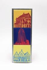 ART-DOMINO® by SABINE WELZ  Frankfurt - Different motives - 3 - 01