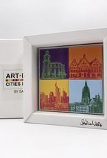 ART-DOMINO® by SABINE WELZ Frankfurt - Different motives - 4 - 04