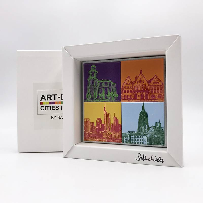 ART-DOMINO® by SABINE WELZ Frankfurt - Verschiedene Motive - 4 - 04