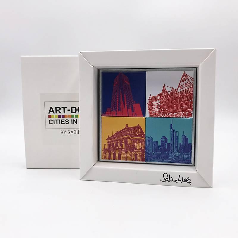 ART-DOMINO® by SABINE WELZ Frankfurt - Different motives - 4 - 05 - Copy