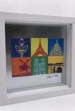 ART-DOMINO® by SABINE WELZ Paris - Motif Mix 6-01