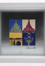 ART-DOMINO® by SABINE WELZ Paris - Motif Mix 4-01