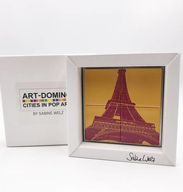 ART-DOMINO® BY SABINE WELZ MAGNET - PICTURE PARIS - 02