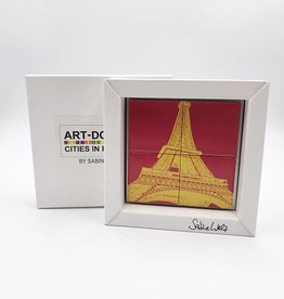ART-DOMINO® BY SABINE WELZ MAGNET - PICTURE PARIS - 01
