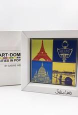 ART-DOMINO® by SABINE WELZ Paris - Different motives - 4 - 02