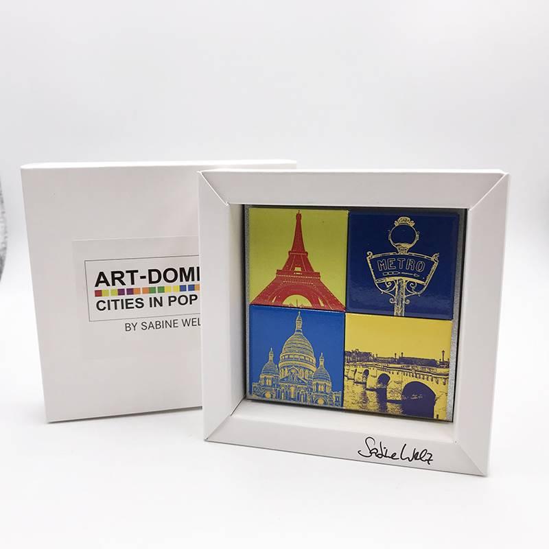 ART-DOMINO® by SABINE WELZ Paris - Verschiedene Motive - 4 - 02