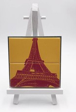 ART-DOMINO® by SABINE WELZ Paris - Eiffelturm - 02