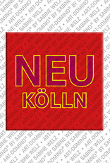 ART-DOMINO® by SABINE WELZ Berlin-Neukölln – Lettering