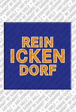 ART-DOMINO® by SABINE WELZ Berlin-Reinickendorf – Schriftzug