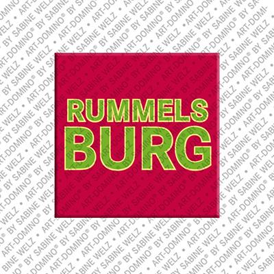 ART-DOMINO® by SABINE WELZ Berlin-Rummelsburg – Schriftzug