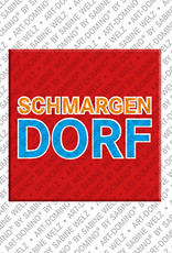 ART-DOMINO® by SABINE WELZ Berlin-Schmargendorf – Schriftzug