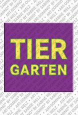 ART-DOMINO® by SABINE WELZ Berlin-Tiergarten – Schriftzug