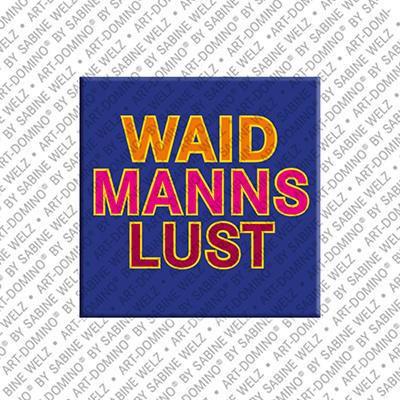 ART-DOMINO® by SABINE WELZ Berlin-Waidmannslust – Schriftzug