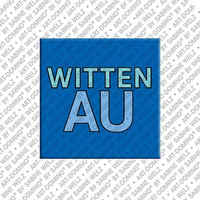 ART-DOMINO® by SABINE WELZ Berlin-Wittenau – Schriftzug