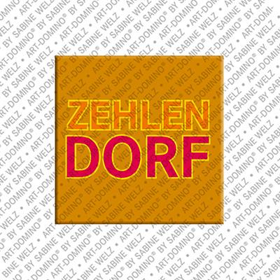 ART-DOMINO® by SABINE WELZ Berlin-Zehlendorf – Schriftzug