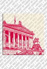 ART-DOMINO® by SABINE WELZ Berlin - Old National Gallery