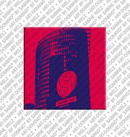 ART-DOMINO® by SABINE WELZ Magnet - Berlin - 96