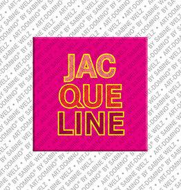 ART-DOMINO® by SABINE WELZ Magnet JACQUELINE