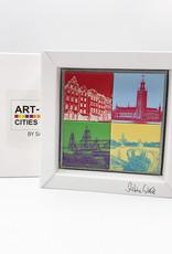 ART-DOMINO® by SABINE WELZ Stockholm - Different motives - 4 - 02